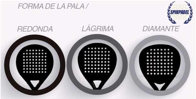 cómo elegir tu pala de padel