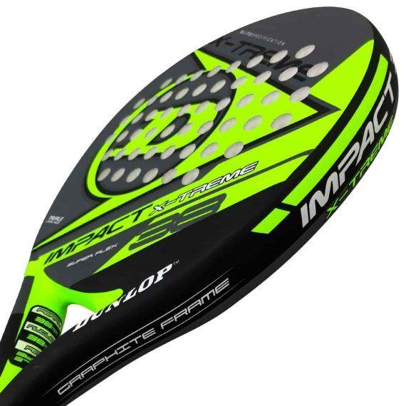 Pala Dunlop Impact x-Treme v3