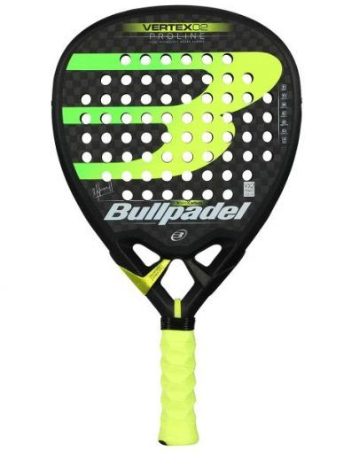 Frontal de la pala Bullpadel Vertex 2 2019
